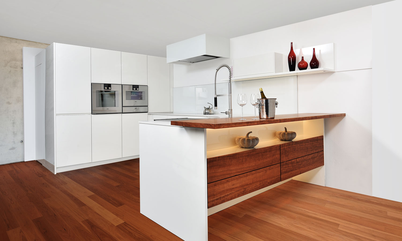 küchen - lang küchen ag - Wandabdeckung Küche