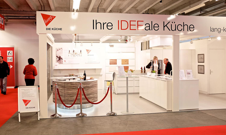 Lang Küchen AG präsentiert zeitgemässes Küchendesign - Lang Küchen AG