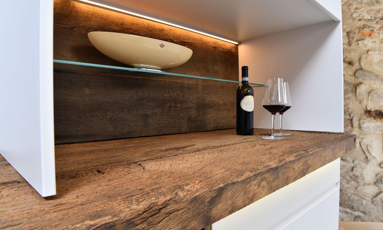 Wein - Buffet - Lang Küchen AG